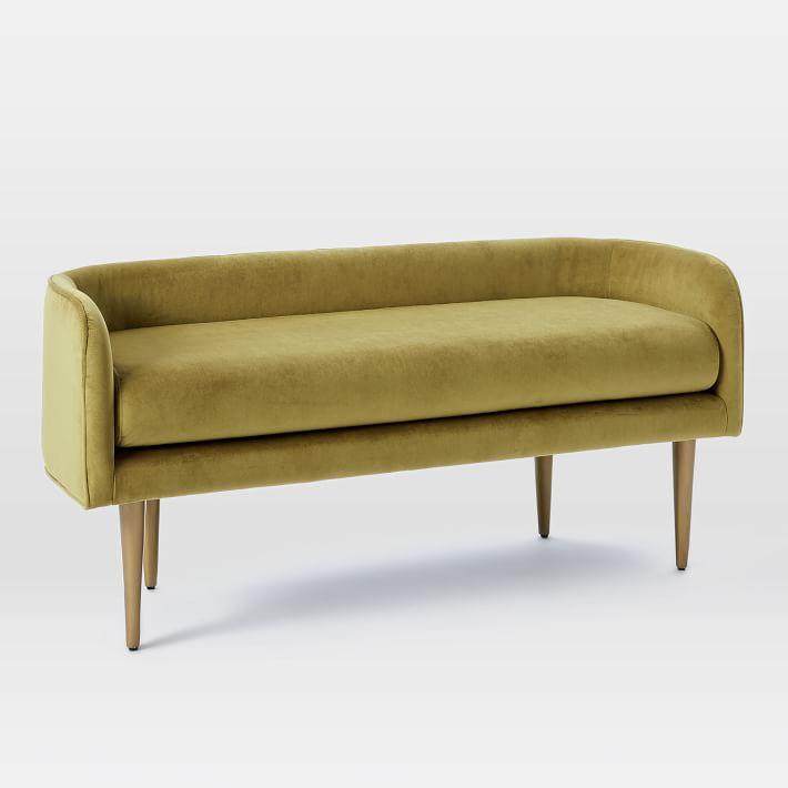 Bed Bench back